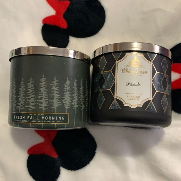 Baths and body works Candle bundle